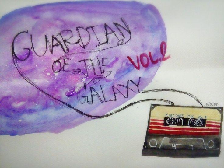 Guardian of the galaxy vol.2 fanart