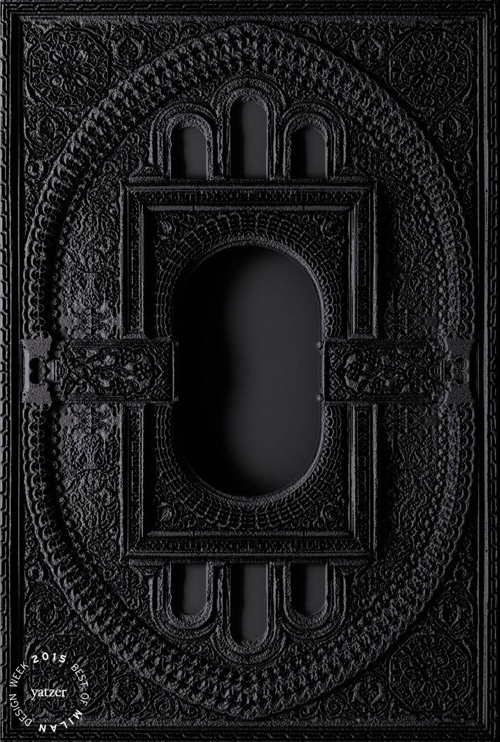BEST OF MILAN DESIGN WEEK 2015   Heaven's Gate carpet by Marcel Wanders for Moooi. http://www.yatzer.com/best-of-milan-design-week-2015