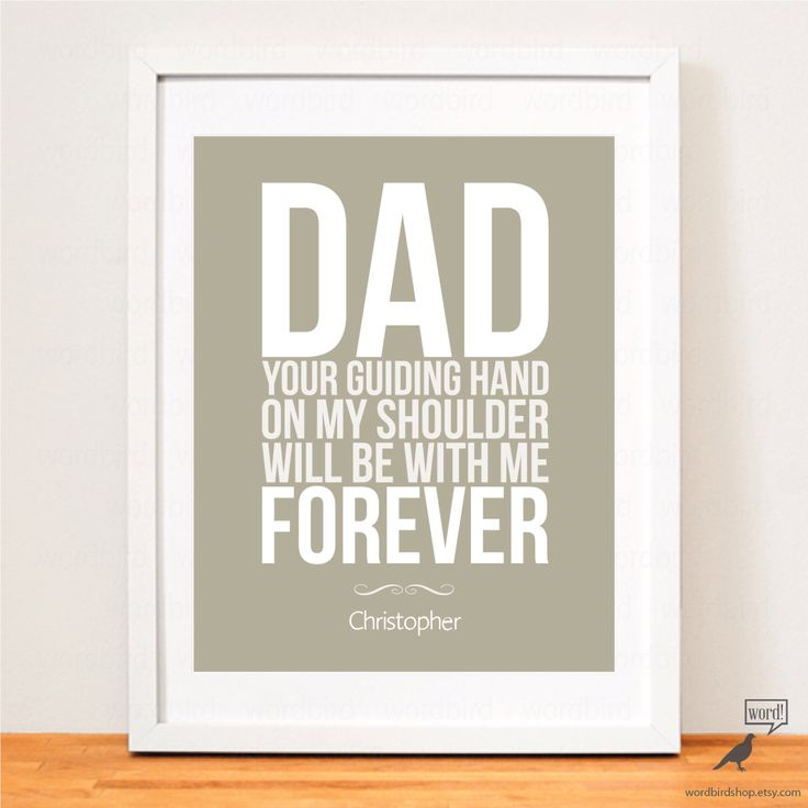 Best 25+ Personalized gifts for dad ideas on Pinterest | DIY ...