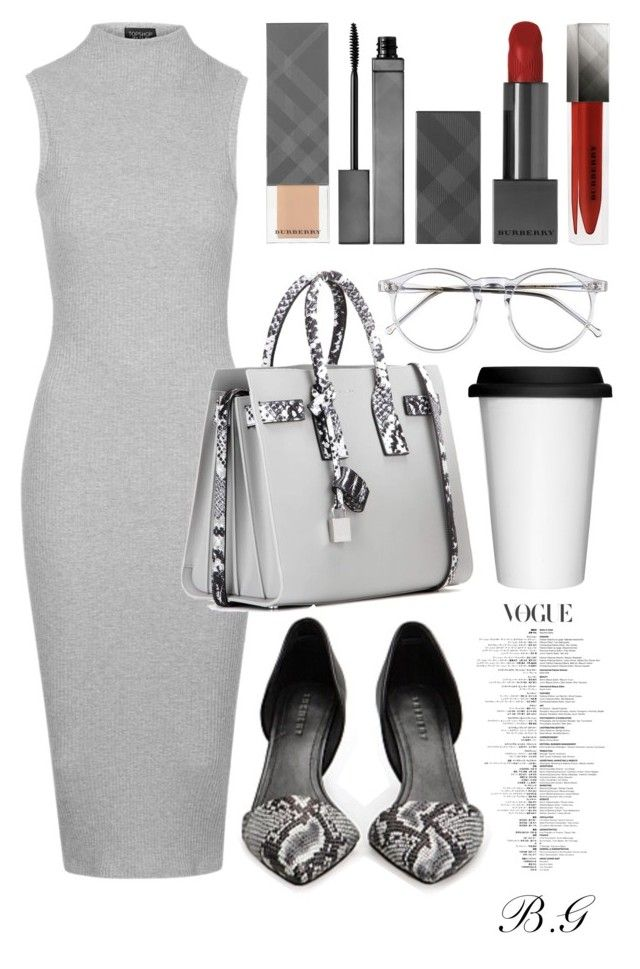 When You Work in Fashion by brookey-g on Polyvore