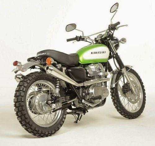 Kawasaki W800 Scrambler Custom – Grease n Gasoline | Grease n Gasoline