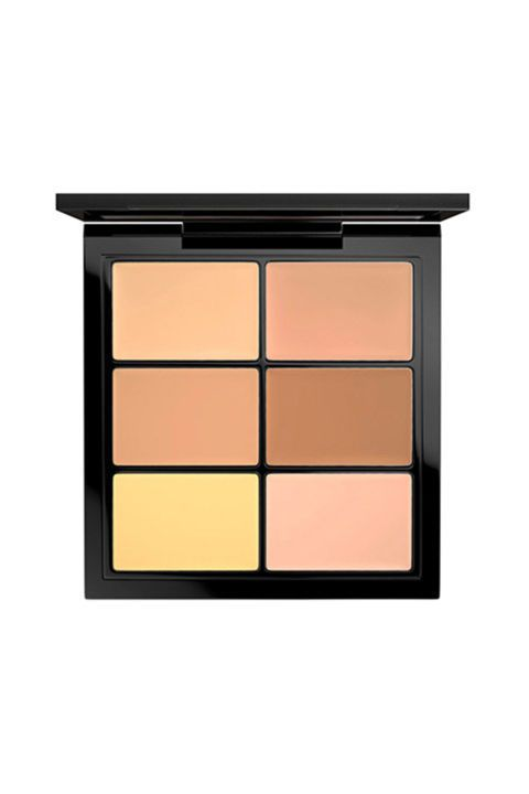 Mix and match shades to cover up any imperfections with the MAC Studio Conceal and Correct Palette.