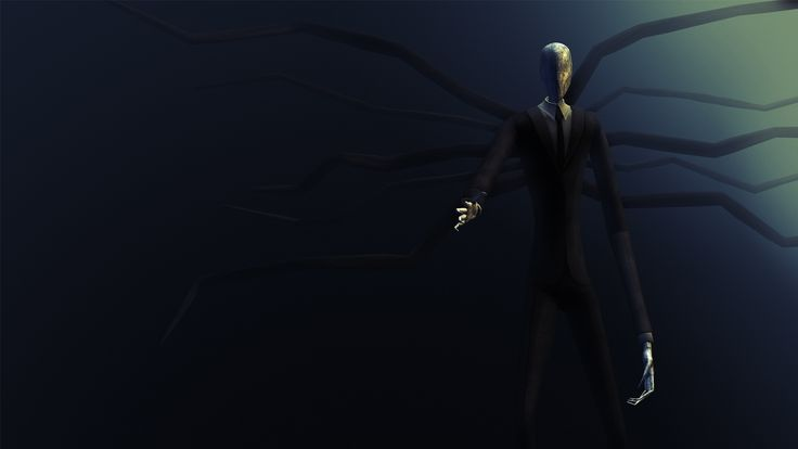 "Note: this article is about the main being focused on in the mythos. For the unrelated being based on him from MarbleHornets, see The Operator The Slender Man (also known as Slenderman) is a supernatural creature with nebulously defined characteristics and abilities. Slender Man was first mentioned in Something Awful Forum's ""Create Paranormal Images"". Slender Man generally appears (in modern times) as a tall man in a black or grey suit, red or black tie, and white shirt, with no eyes..."