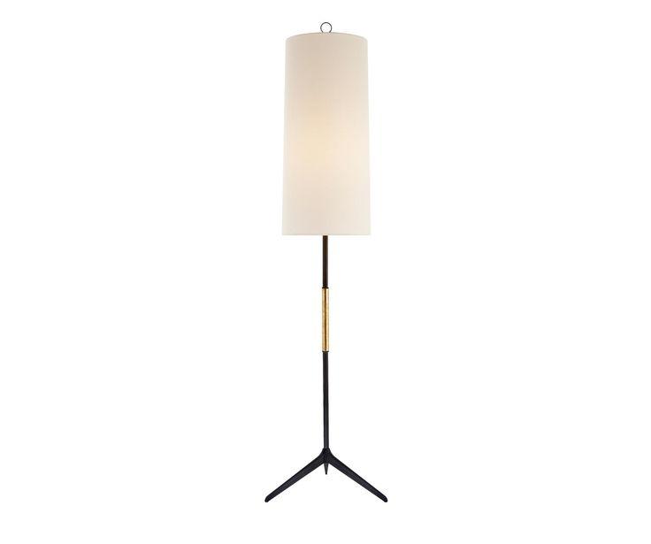 Frankfort floor lamp aerin