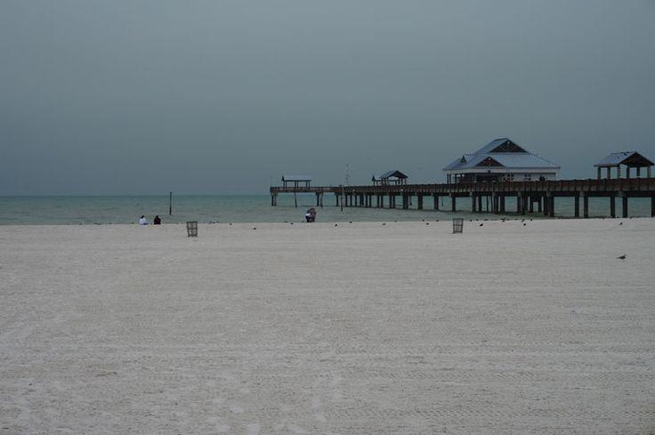 Clearwater Beach Florida.