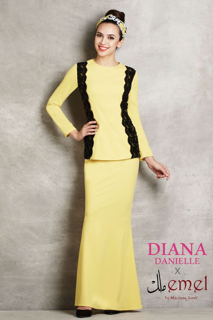 Emel X Diana Danielle 2014 Collection