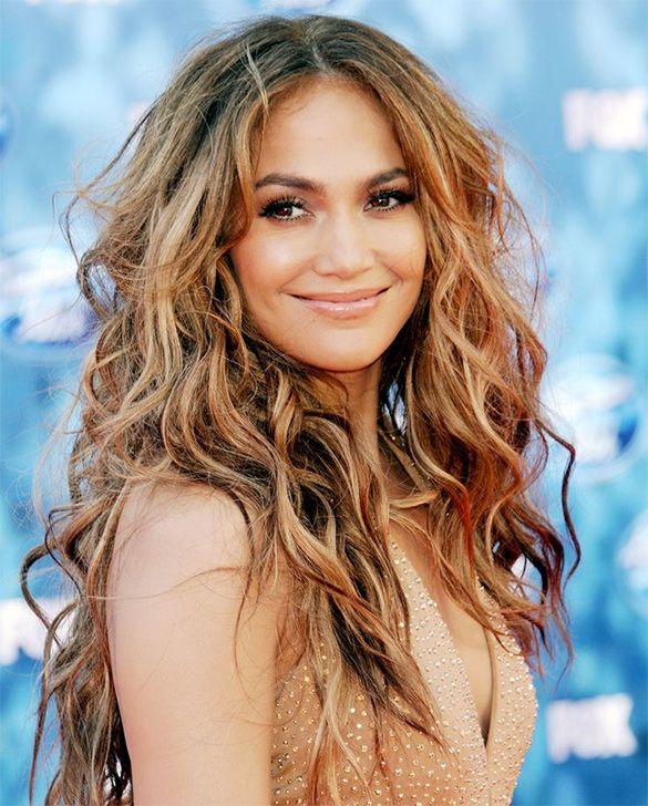 Jennifer Lopez With Bangs