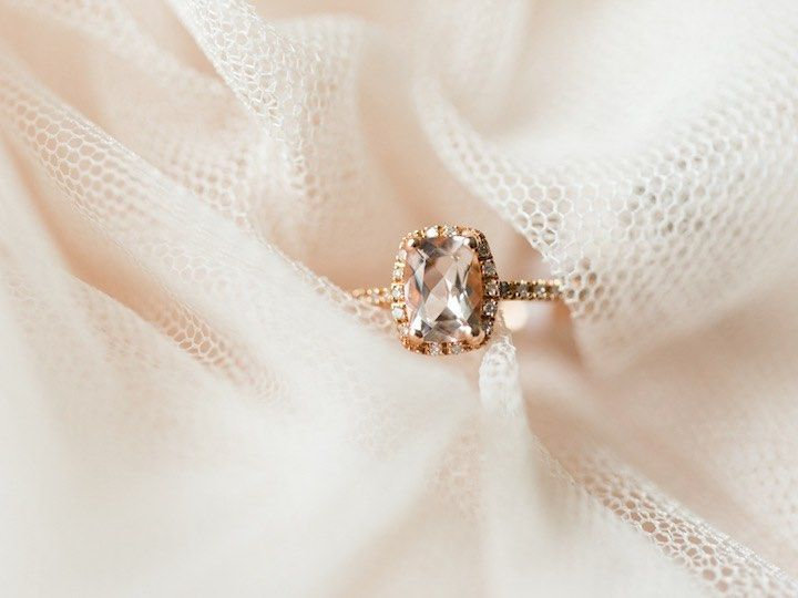 Spectacular Featured Photographer Jen S Photography engagement ring idea