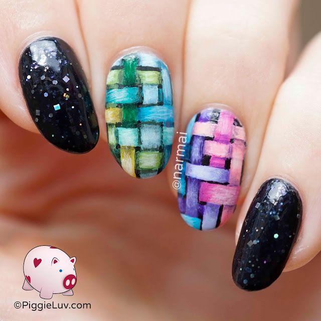 Piggieluv Rainbow Bubbles Nail Art: 1000+ Images About PiggieLuv