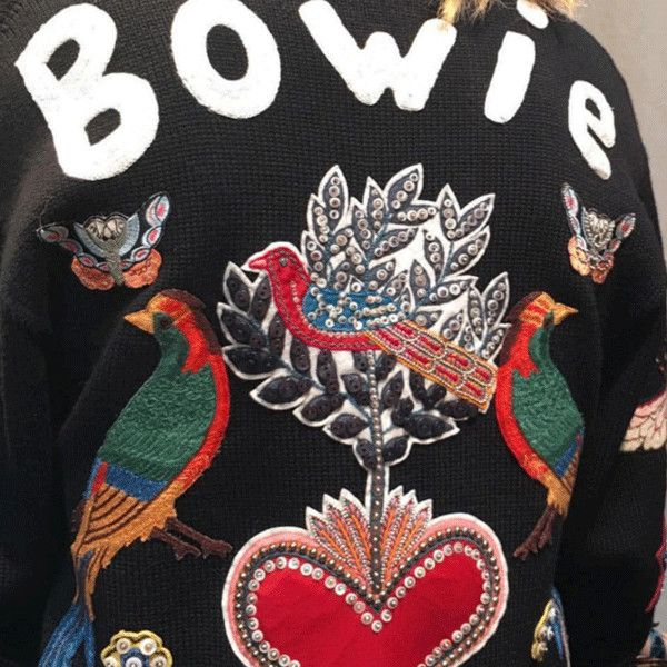 Iman Honors David Bowie With Her Own Fashion Statement Amid Grammys Tribute  Iman, Instagram