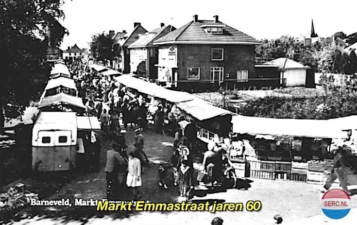 Emmastraat Barneveld (jaartal: 1960 tot 1970) - Foto's SERC