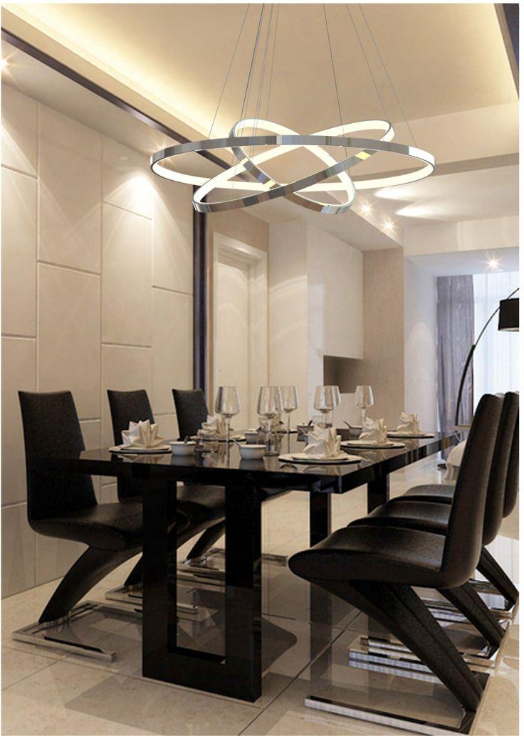 19 best iluminacion led colgante para interiores images on - Iluminacion led para interiores ...