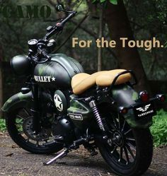 Royal Enfield Modified VARDENCHI MODIFIED BULLET, Modified Bullets