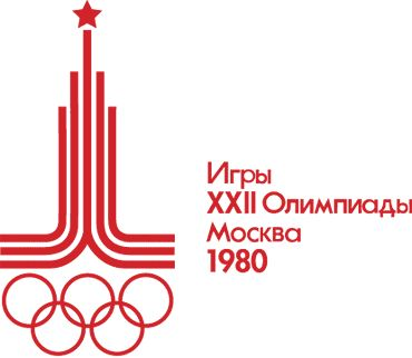 1980 Moscow Olympics symbol and logo