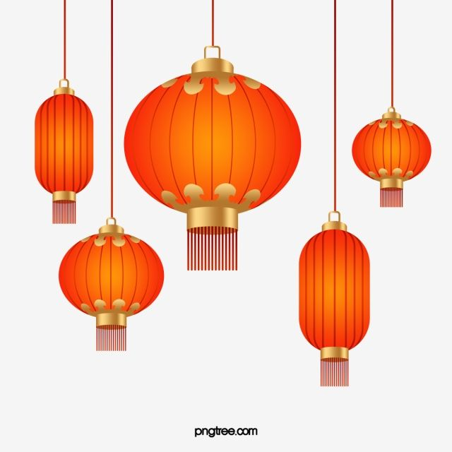 Chinese New Year Red Lantern Decoration Spring Festival Red Lantern Png Transparent Clipart Image And Psd File For Free Download In 2020 Lanterns Decor Chinese New Year Decorations Lanterns