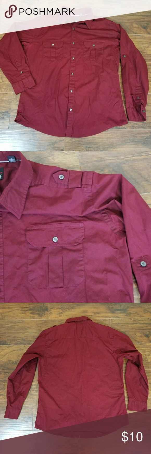 Pict j ferrar modern fit 1 - Jf J Ferrar Casual Shirt With Great Detailing