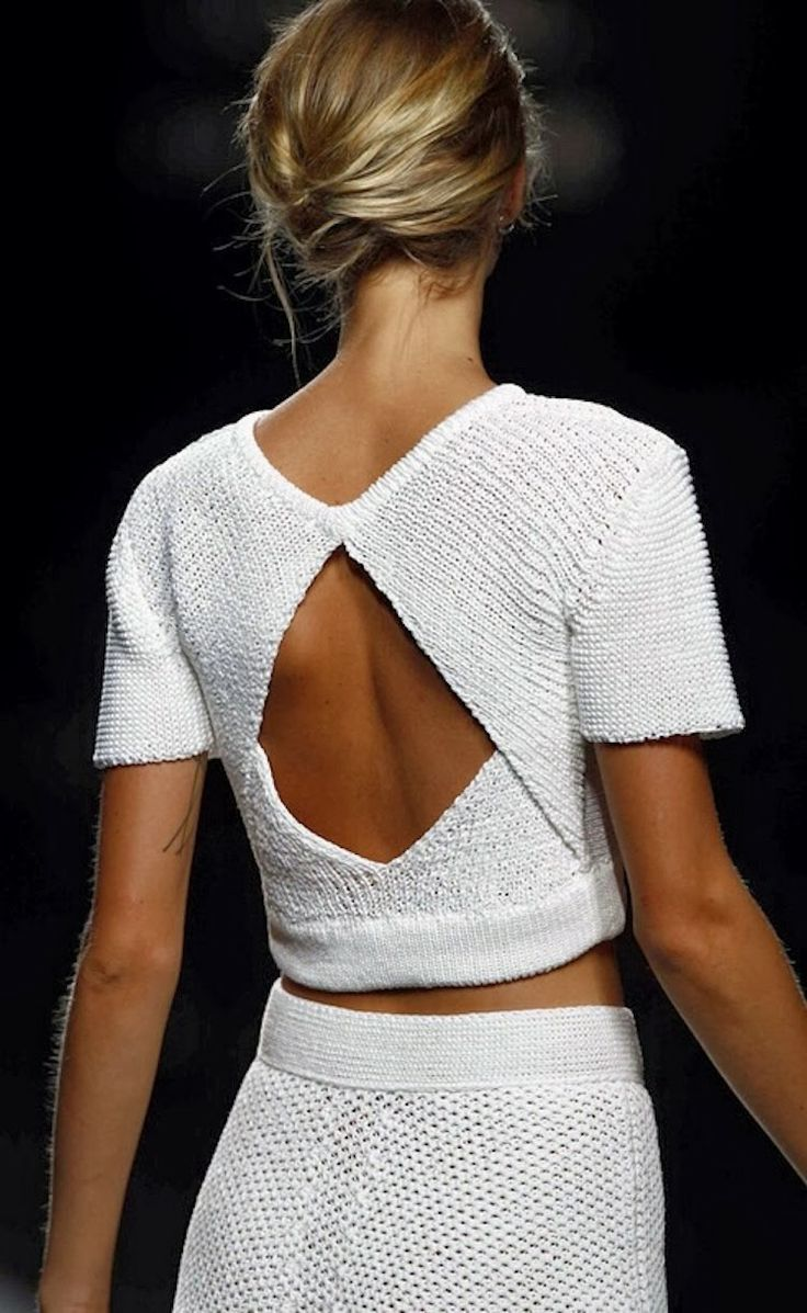 I absolutely love this! I don't even care what the front looks like.