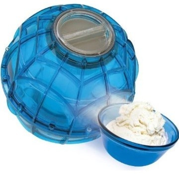 Play and Freeze Ice Cream Maker by Amazon - eclectic - small kitchen appliances - Amazon