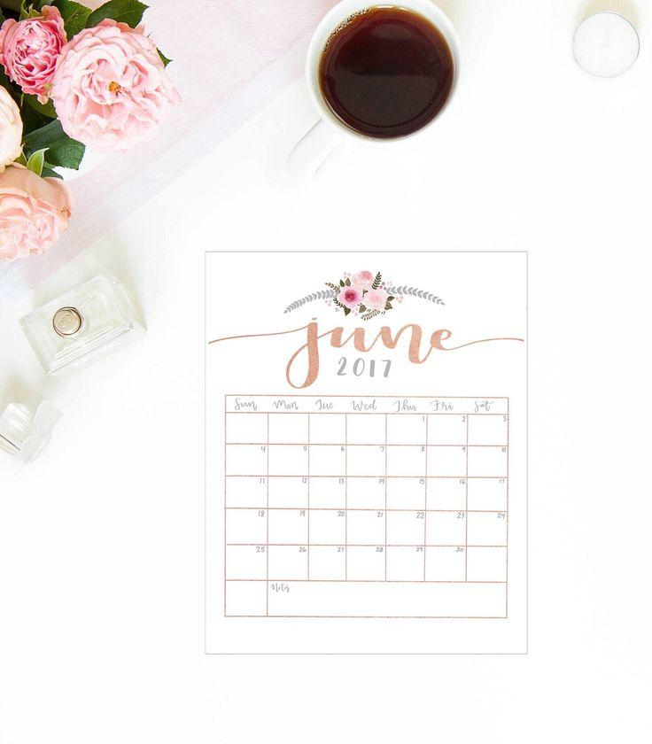 April Rose Calendar : Best calendar june ideas on pinterest may calander