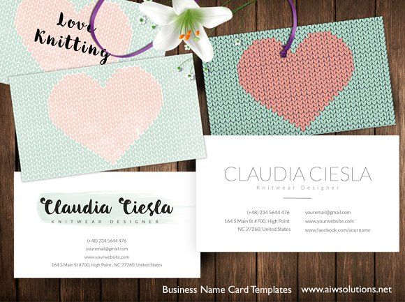 Best Business Card Template Images On   Business