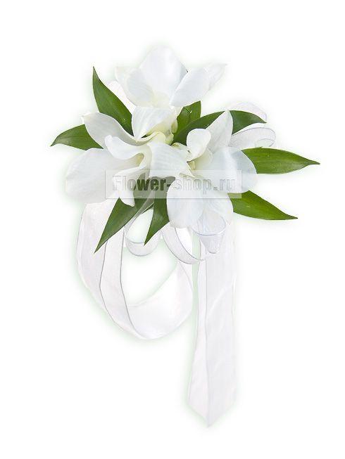 Браслет на руку для подружки невесты №5