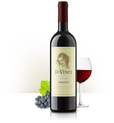 DaVinci Chianti.  For under $15, this is a ridiculously good red wine -- I would put it up against a red that was twice its price.  We pretty much always have a bottle in the house.  Unless I'm actually drinking it at that moment.