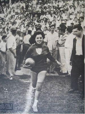 Portal de Araguari: Araguari, berço do futebol feminino no Brasil