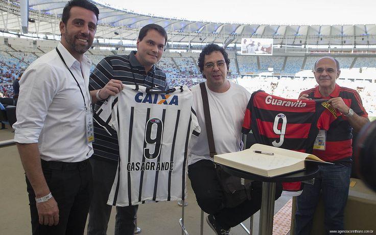 Sport Club Corinthians Paulista - Homenagem ao eterno Casagrande