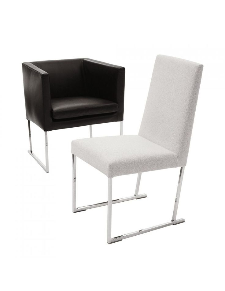b&b italia solo stoel  Ontwerp: Antonio Citterio, 1999  Leverbaar in stof of leder  Onderstel: geverfd of geborsteld aluminium