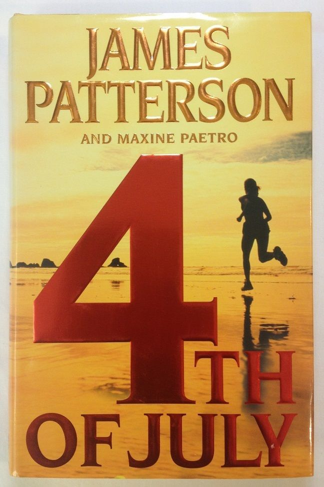 4th of july james patterson