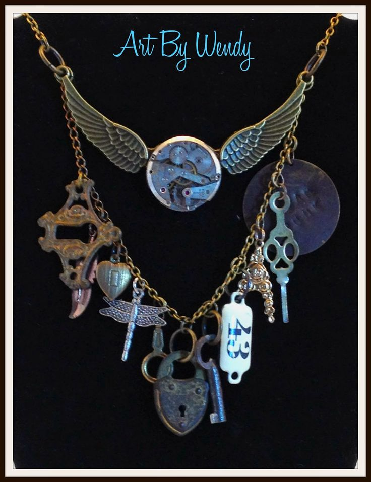 133 best my art images on pinterest soldering steampunk for Jewelry soldering kit hobby lobby