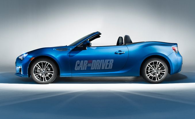 2016 Scion FR-S / Subaru BRZ Roadster: 25 Cars Worth Waiting For 2014–2017 – Future Cars – Car and Driver. May 2014