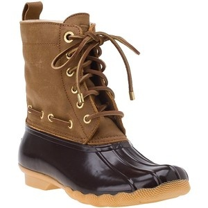 Sperry Top-Sider Shearwater Boots <3