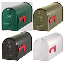 US Mailbox Amerikanischer Briefkasten Original USA NEU
