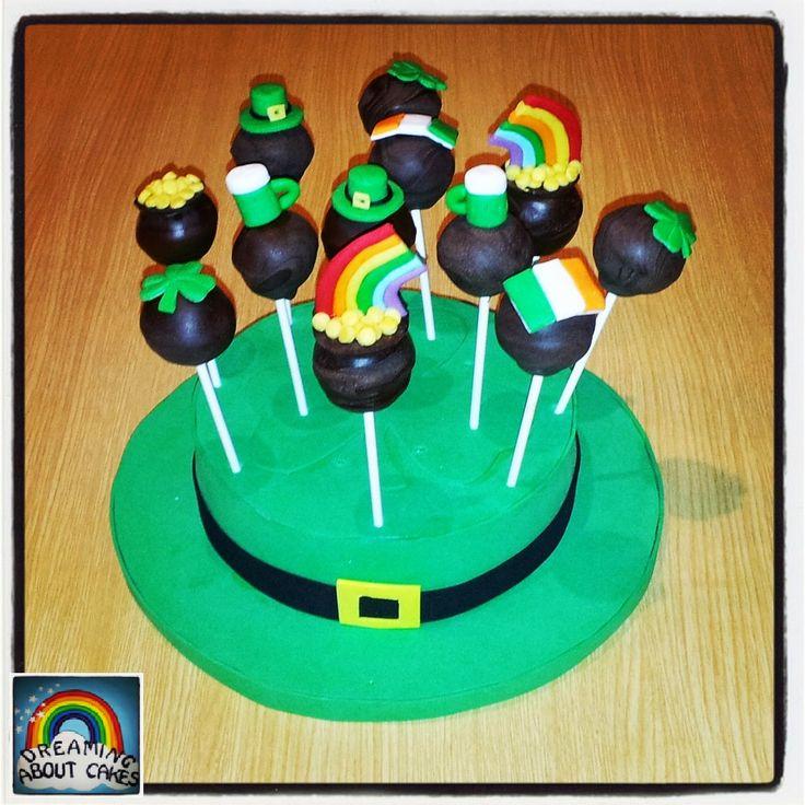 Dreaming About Cakes Día De San Patricio / Saint Patricks Day cakepins.com