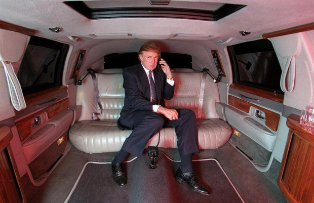 Donald Trump: The Filthiest and Richest Star So Far