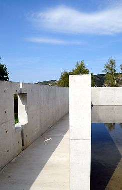Fresh Stone Sculpture Museum Kubach Wilmsen Foundation Bad Munster Germany by Tadao Ando