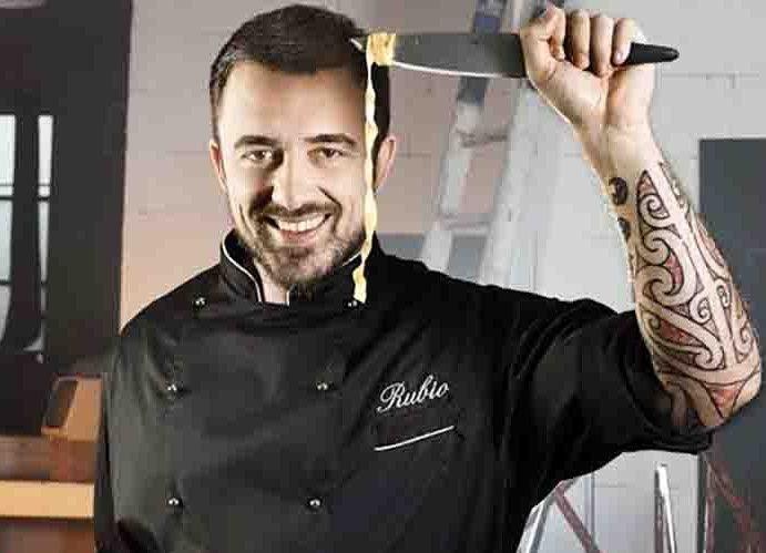Chef Rubio a Termoli per la festa in mare di San Basso, il videoracconto