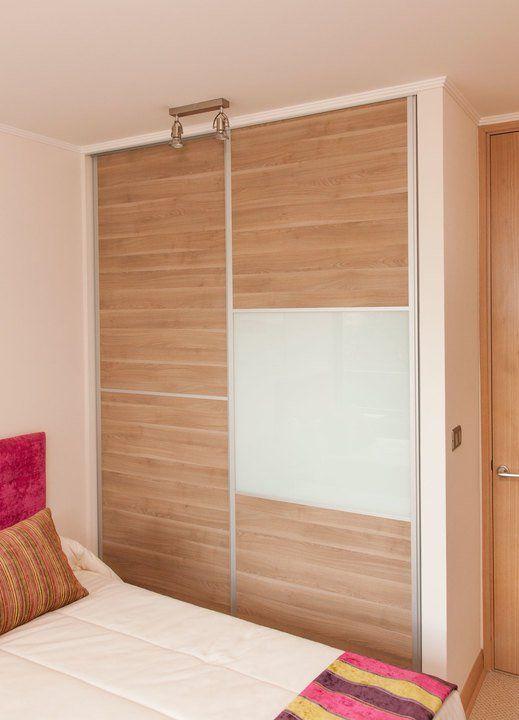 Sistema Corredizo para puertas de Closet (PATAGONIA 18 STANDARD) de Ducasse Industrial