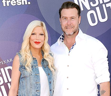 """Tori Spelling, Dean McDermott Not Moving to Downsize: """"Lease Was Up!"""" - Us Weekly"""