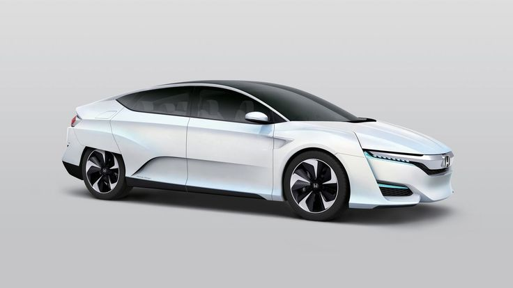 Hydrogen-powered cars seem like the dream, if we can figure out how to reliably make them; the only emission is water, and unlike a battery-powered car, you don't need to wait for a recharge....