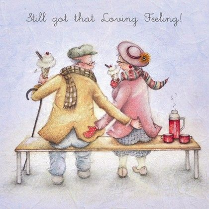 love.quenalbertini: Still Got That Loving Feeling , Ladies Who Love Life ... Berni Parker funny cute