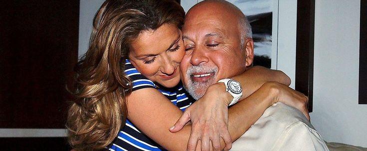 Découvrez 100 photos de la vie incroyable du défunt mari de Céline Dion.