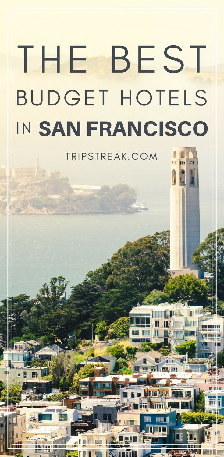Best Budget Hotels San Francisco | Things to do in San Francisco | Planning a trip to California