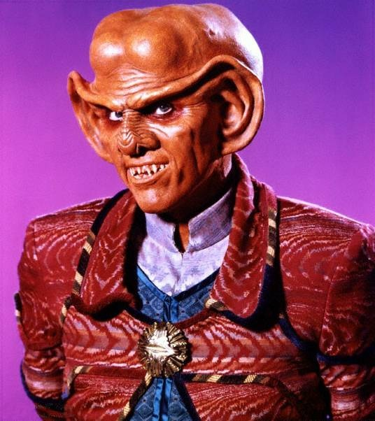 Quark - Star Trek Deep Space Nine