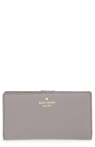 kate spade new york 'cobble hill - stacy' wallet available at #Nordstrom