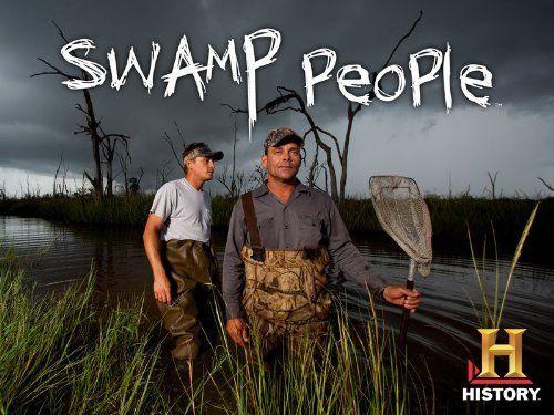 Swamp People!!