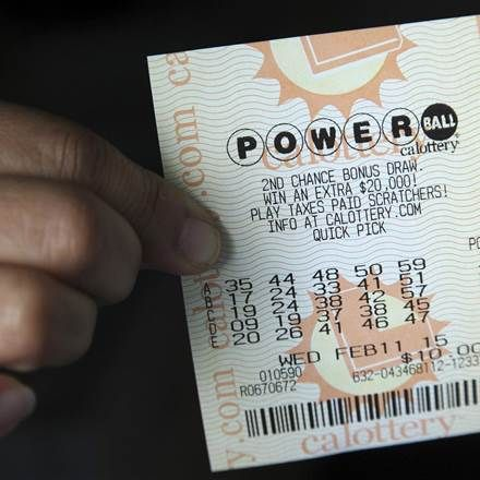 What to do if you win the Powerball lottery