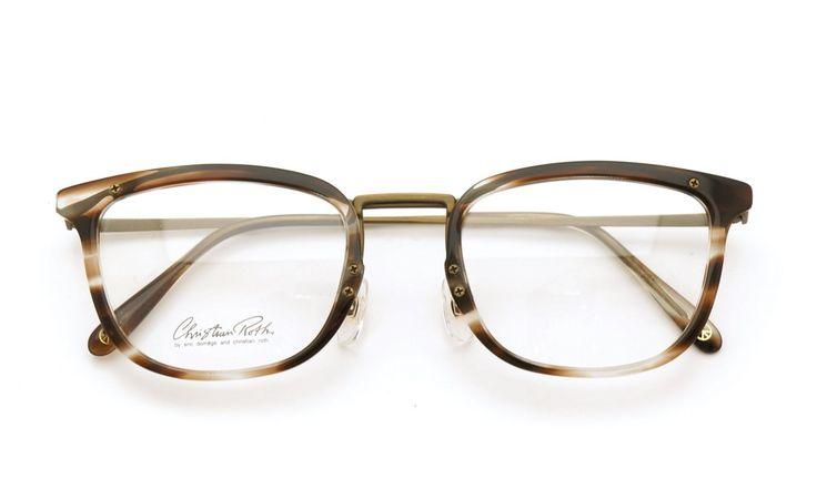 Christian Roth [CR F-10 C-11] | optician | ponmegane
