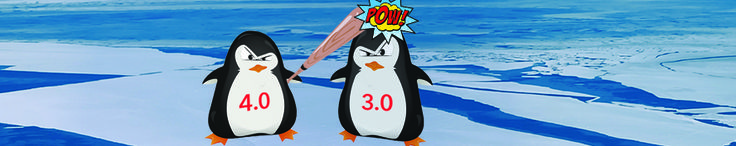 Google Penguin 4.0 released – have you benefitted or fallen down the cliff? | Eralis Blog